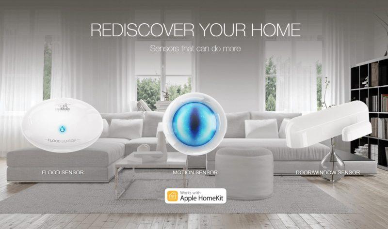 FIBARO Devices Now Support Apple HomeKit