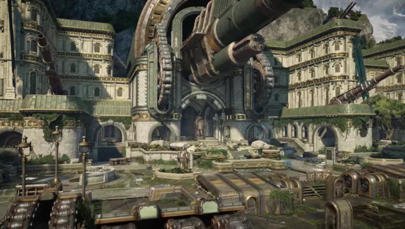 Gears of War 4 December Update & New Maps Detailed