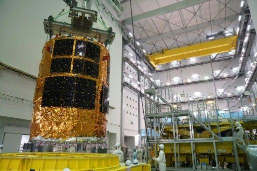 Japan's Latest Space Junk Collector Launched