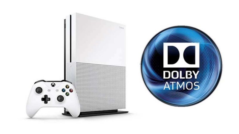 Dolby Atmos on Xbox One and Windows 10