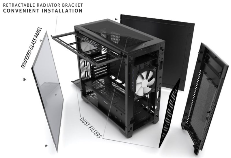 phanteks-pro-m-tempered-glass-breakdown