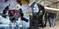 korean manned bipedal robot
