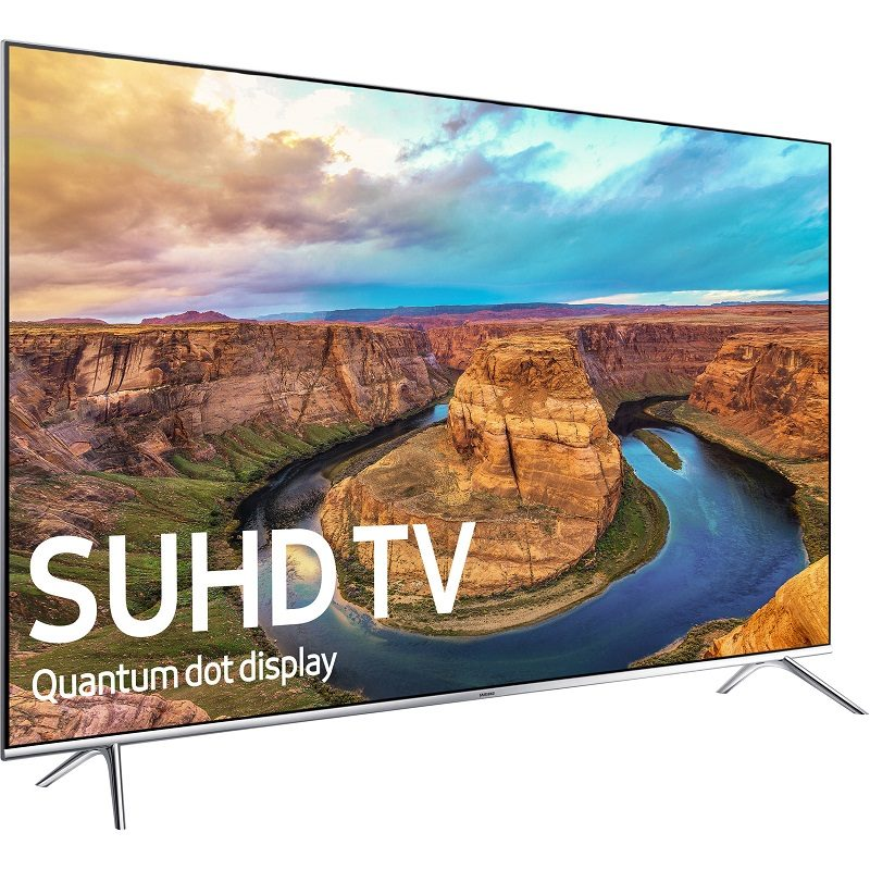 Samsung Forcing Ads to Enable Smart TV Features