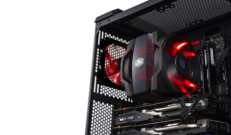 Cooler Master Announces AMD Ryzen AM4 Compatibility List