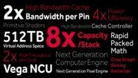 AMD Vega Preview 3 Word Cloud
