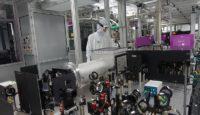 Czech and UK Scientists Create Record Setting Bijov Superlaser