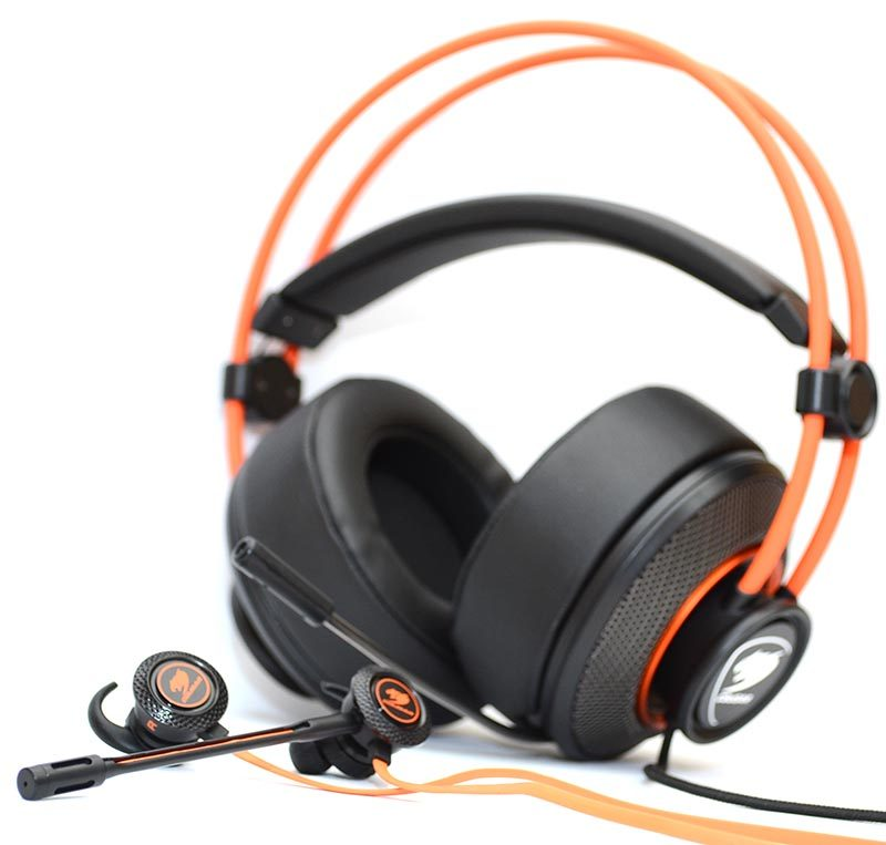 Cougar Immersa Vs Megara Headset Head-to-Head Review