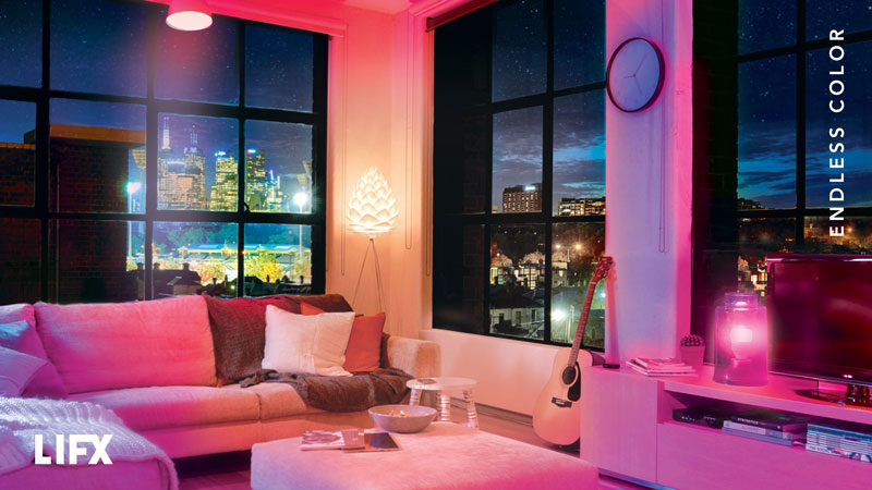 LIFX Gen3 Bulbs and LIFX Z Lightstrip SmartHome Lighting Review