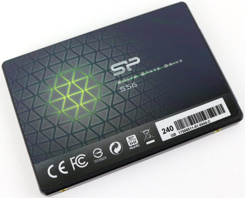 Silicon Power S56 Photo view angle 2