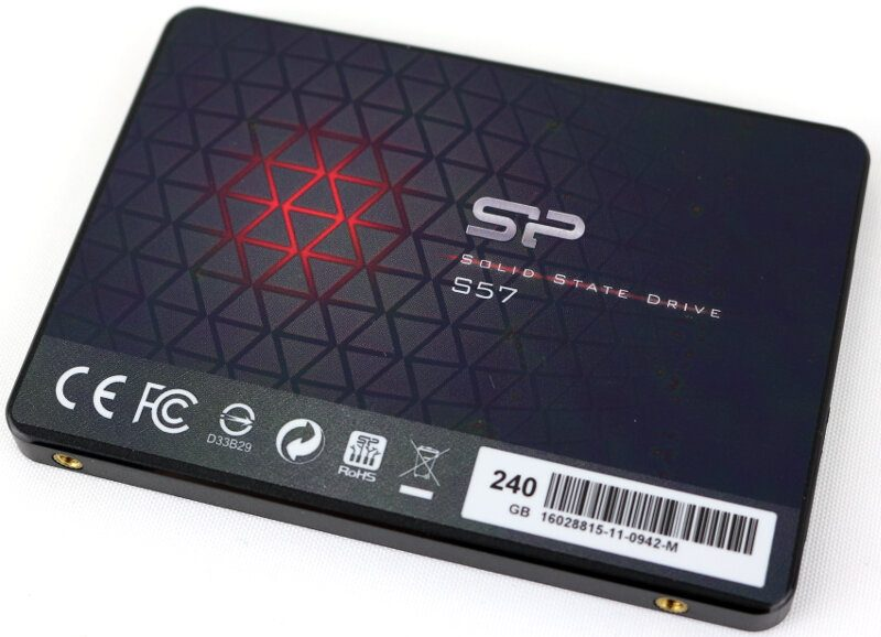 Silicon Power S57 Photo top 1