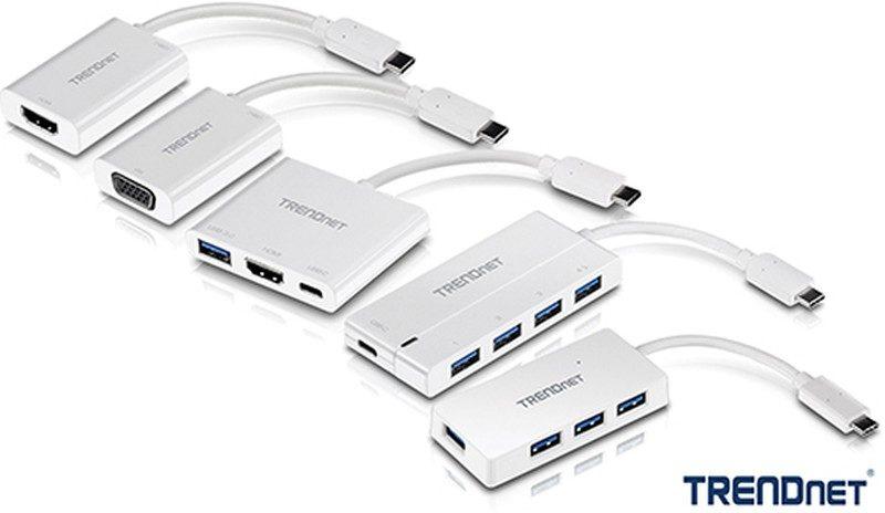 TRENDnet USB-C compilation