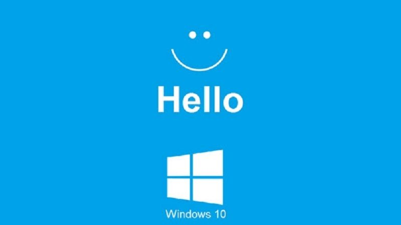Windows 10 Hello