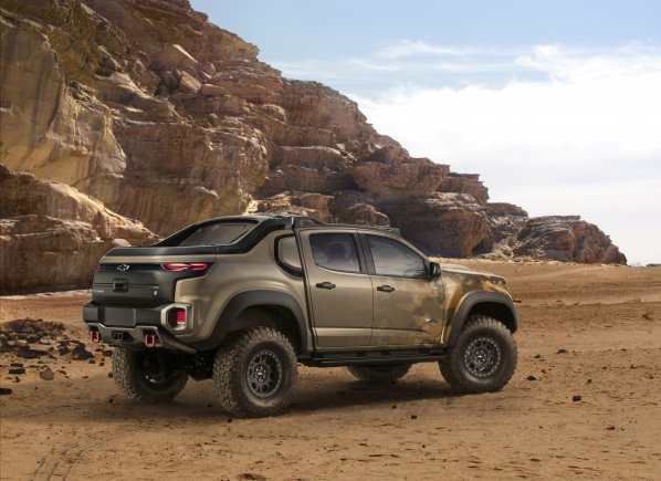 US Army Testing Hydrogen Fuel Cell Stealth Truck