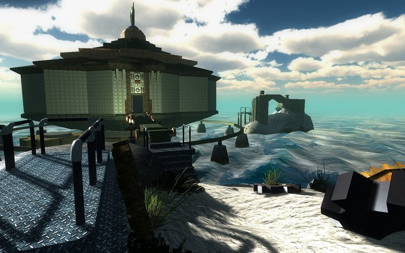Classic Adventure Puzzler Myst Hits Android