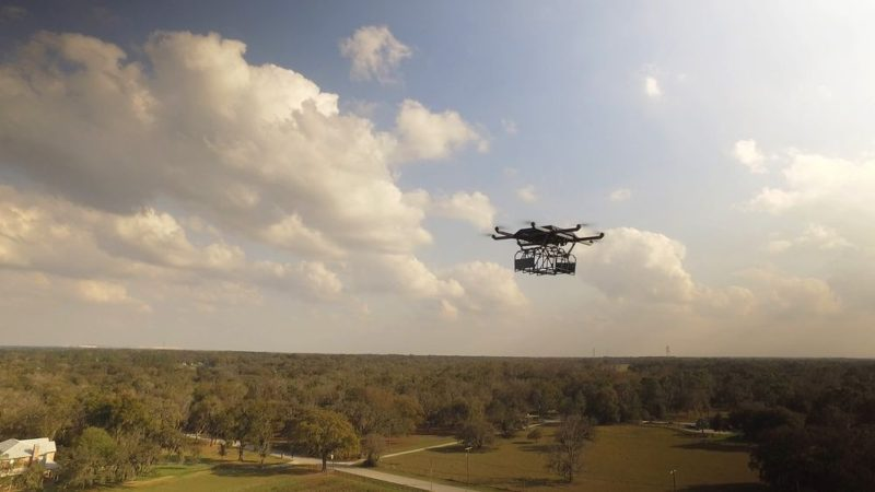 UPS Conducts Drone Home Delivery Trials
