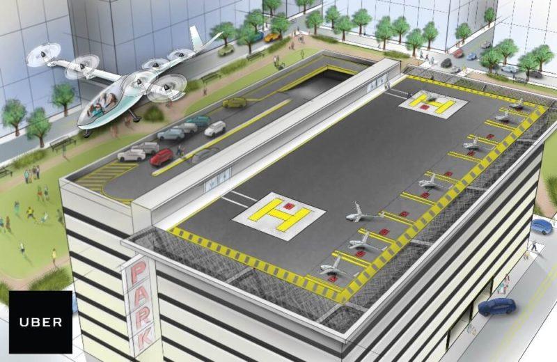 Uber Elevate Accelerates VTOL Program with NASA Engineer Director
