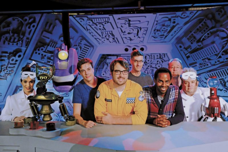 MST3K Heads to Netflix in April After Crowdfunding Success