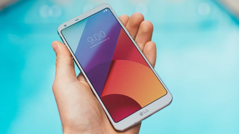 LG G6 Flagship Smartphone Launched, Sporting 18:9 Display Ratio