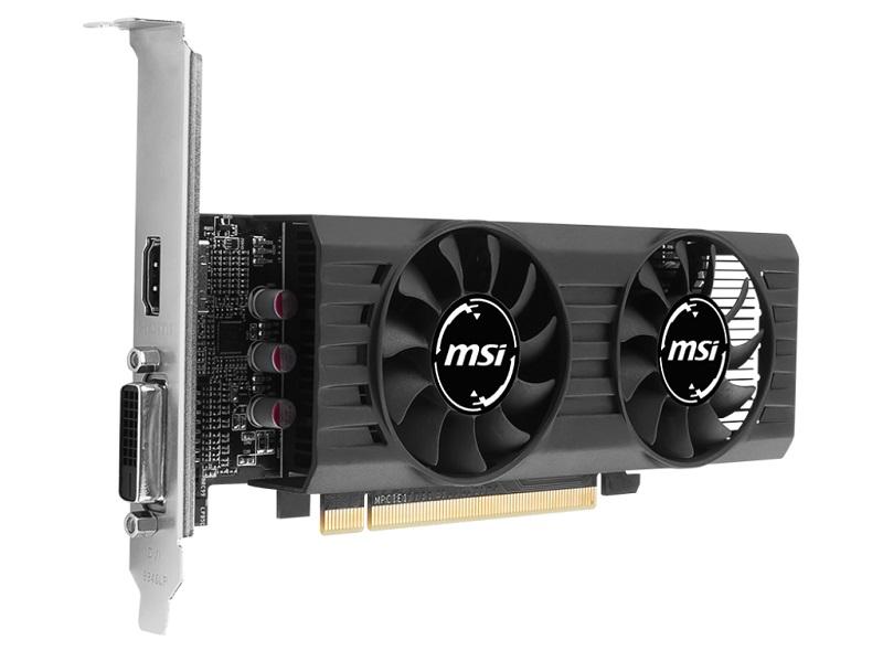 MSI Radeon RX 460 4GT LP-2