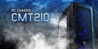 FSP Group Introduces Their First Chassis: The CMT 210 Case