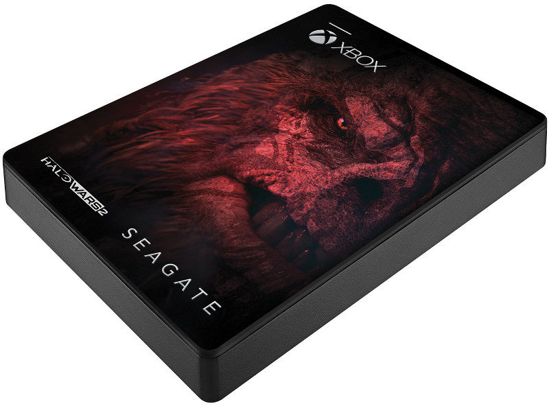 Seagate Halo Wars Xbox One Storage 2