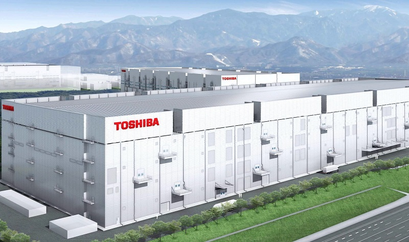 Toshiba NAND Fab 6