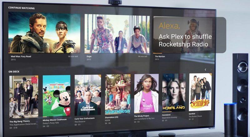 The Plex Skill for Amazon Alexa is Here!