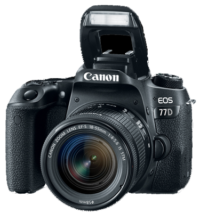 canon eos 77d 1855f456isstmkit