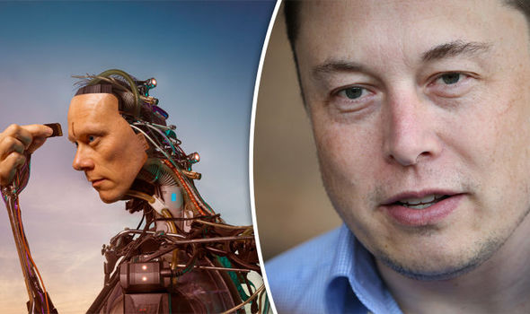 """Elon Musk: """"Humans Must Merge with Machines or Become Irrelevant"""""""