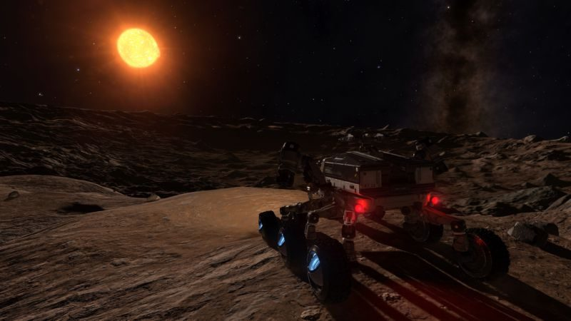 Frontier Adds Recently-Discovered Exoplanet System to Elite: Dangerous