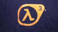half life 3 t shirt
