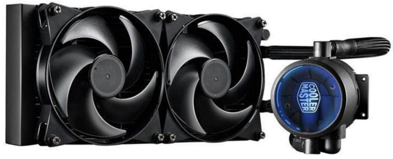 Cooler Master MasterLiquid Pro 280 CPU Cooler Review
