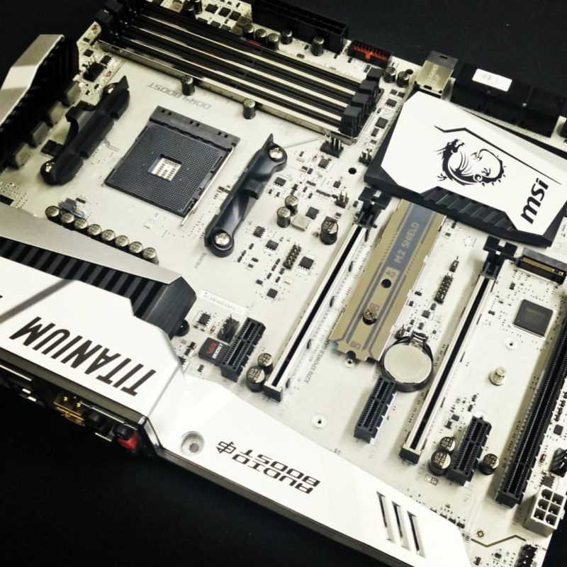 msi AM4 x370 xpower gaming