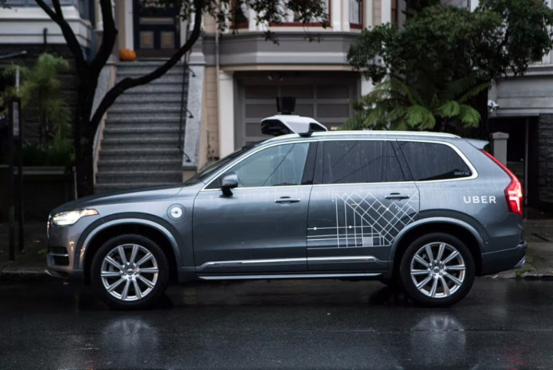 Uber and Mercedes Join Forces for Self-Driving Cars