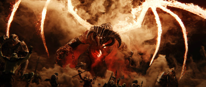 Middle-Earth: Shadow of War Announced with Trailer, Launching August 22
