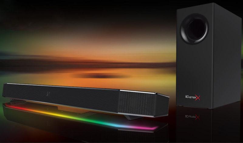 Creative Sound BlasterX Pro-Gaming Katana