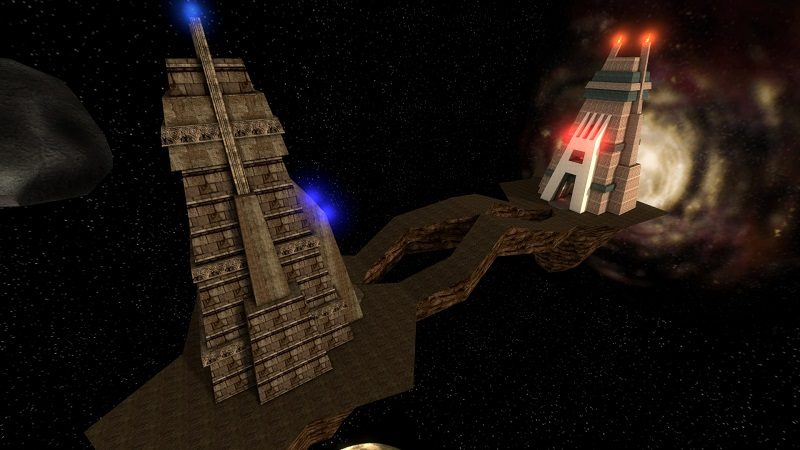 Unreal Tournament 1999's Classic 'Facing Worlds' Map Now on CS:GO