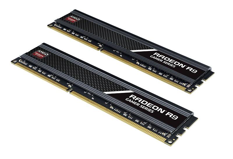AMD Radeon R9 Memory