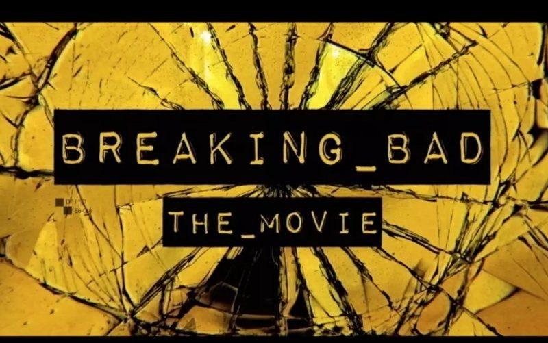Breaking Bad Movie