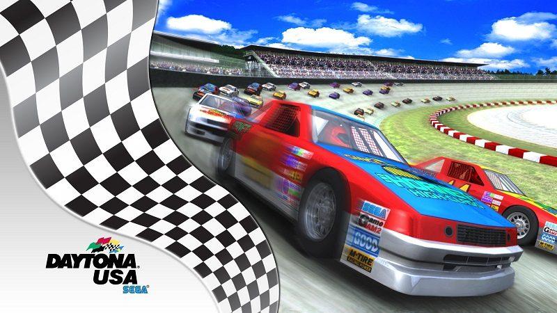 Daytona USA Wallpaper 003