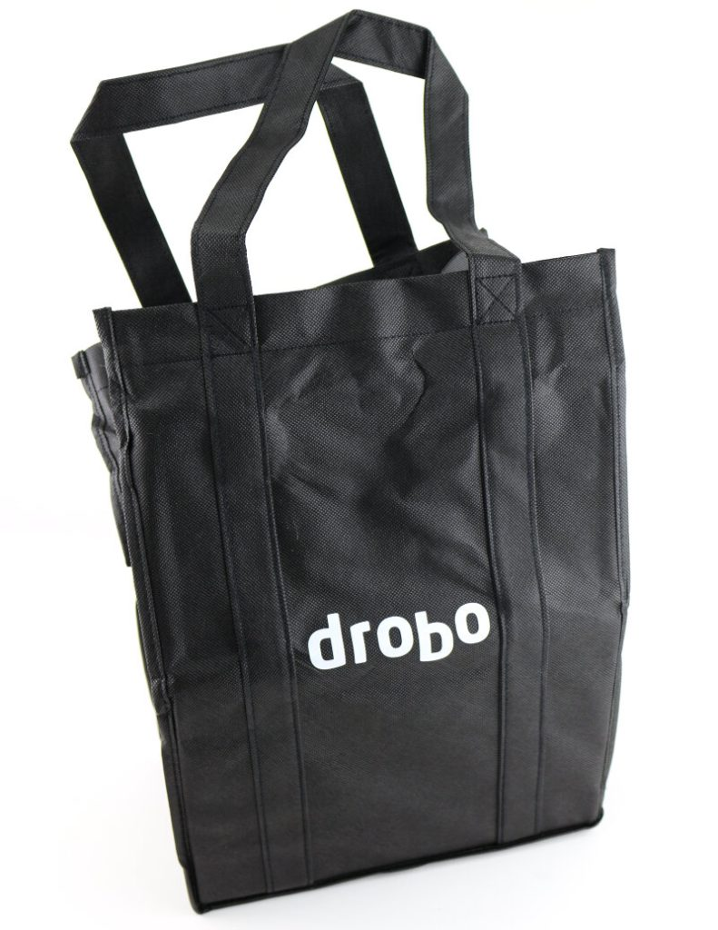 Drobo 5N2 Photo box bag