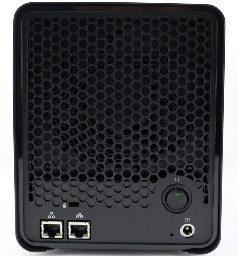 Drobo 5N2 Photo view rear