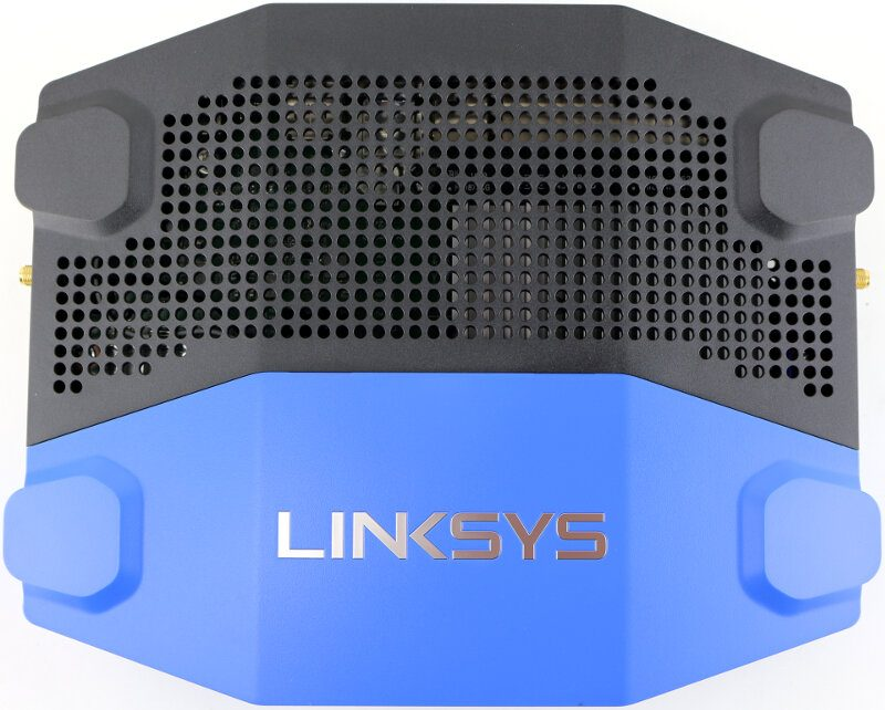 Linksys WRT3200ACM Photo view top