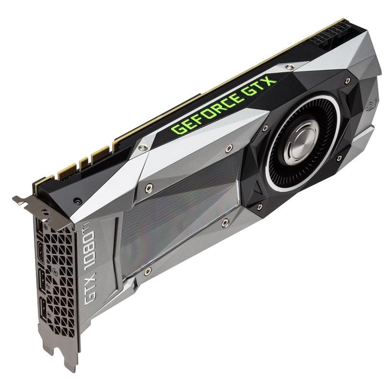 Nvidia GeForce GTX 1080 Ti 1