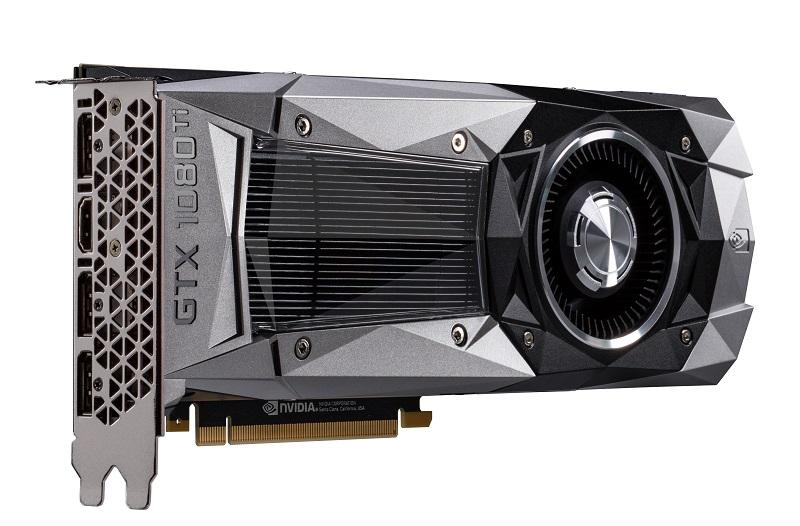Nvidia GeForce GTX 1080 Ti 3
