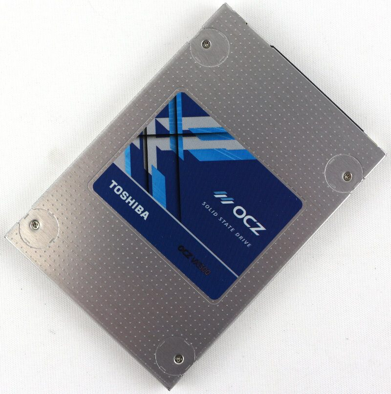 OCZ VX500 512GB 4xRAID Photo view top