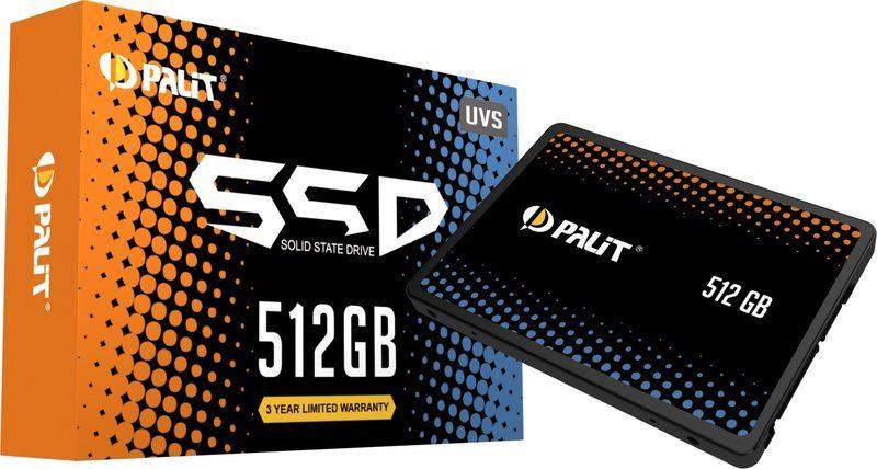 Palit UVS SSD512