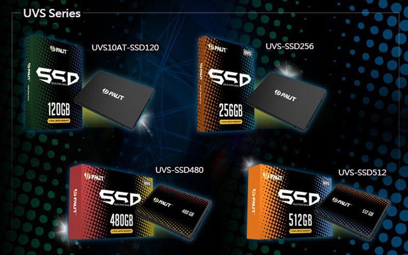Palit UVS series