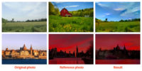 New Deep Photo Style Transfer Imaging Algorithm Accurately Copies Photo Styles