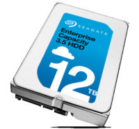 Seagate Enterprise 12TB Helium HDD